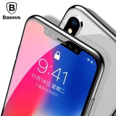 Baseus Full Coverage Curved Tempered Glass for iPhone XS Max 6.5""