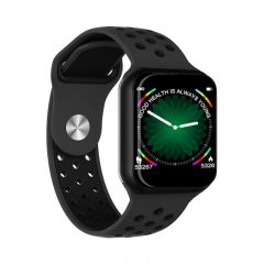 F8 1.3 Inch Smart Watch IP67 Waterproof Heart Rate Monitor Smartwatch Women For Android IOS   PK S226 Apple bluetooth Watch