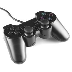 USB 2.0 Wired Controller Gamepad Joystick Joypad for PC Laptop Computer