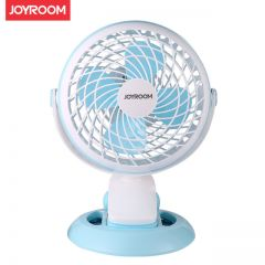 Joyroom Mini USB Desk Clip Electronic Multi-Function Fan