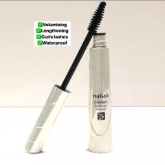 Max And More Volumising Waterproof Mascara Black