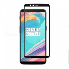 5D Full Screen Tempered Glass Screen Protector For Oneplus 5t