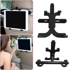 "Universal Car Seat Headrest Backrest Mount Holder For  7 - 14 "" Tablets"