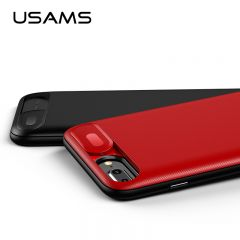 USAMS Battery Charger Cases for iPhone 6 6s 3000mAh Power Bank Case Ultra Slim External Pack Backup charger case