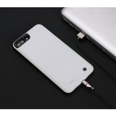 Usams Battery Case Millie Series 3650mAh For Apple iPhone 7 Plus/ 8 Plus White