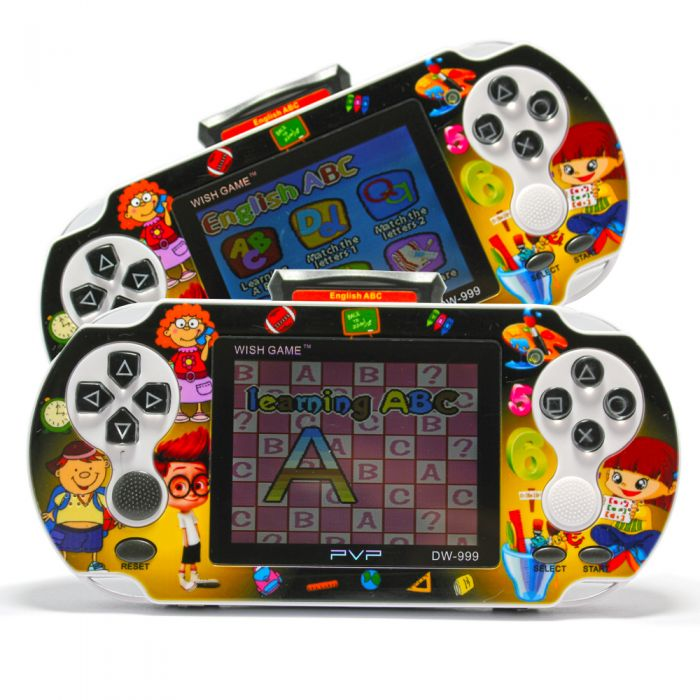 Pocket pvp dw-999 Learning Education Game console on